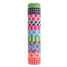 Epic Brights Print Washi Tapes
